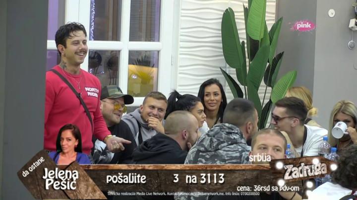 NOVI LJUBAVNI PAR U ZADRUZI? Filip Đukić priznao da mu se sviđa ova ukućanka, ona mu ovako uzvratila! (VIDEO)