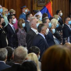 NOVI MINISTRI SE PRIHVATILI POSLA: Danas prva sednica Vlade Srbije