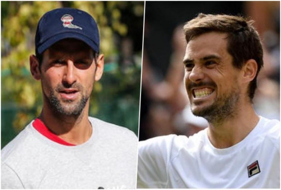 NOVI NAPAD NA ĐOKOVIĆA: Argentinski teniser se žali na uslove i pominje Novaka