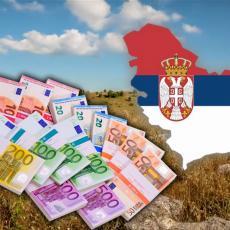NOVI PODACI: Javni dug Srbije na kraju maja 57 odsto BDP-a