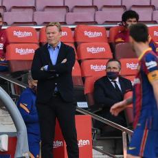 NOVI PROBLEM ZA KUMANA: Barselona protiv Juventusa bez fantastičnog driblera! (FOTO)
