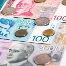 NOVI REKORD DINARA: Srpska valuta nastavlja da jača, evo koliko iznosi srednji kurs