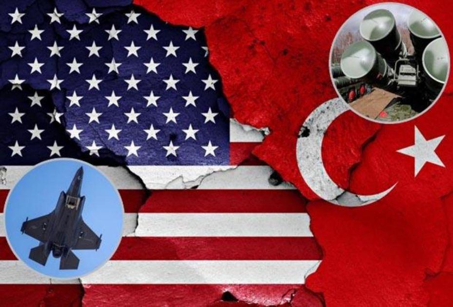 NOVI ŠAMAR ERDOGANU IZ VAŠINGTONA: Turska i zvanično izbačena iz programa superlovca F-35