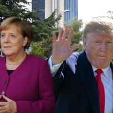 NOVI ŠAMAR UGLEDU DONALDA TRAMPA: Angela Merkel odbila poziv predsednika SAD
