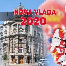 NOVI SAZIV VLADE SRBIJE: Poslanici danas o Predlogu zakona o ministarstvima