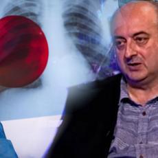 NOVI SOJ KORONE VEĆ U SRBIJI? Veliko upozorenje dr Ivkovića - primećene su neobične PROMENE NA PLUĆIMA