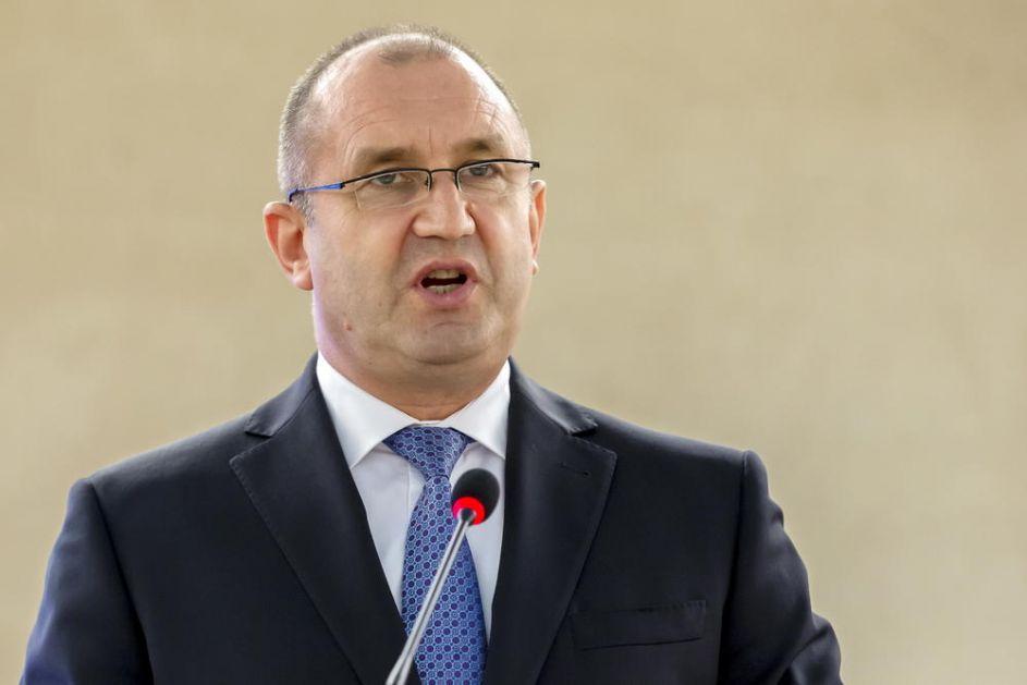 NOVI UDAR BUGARA NA SEVERNU MAKEDONIJU: Predsednik Radev traži od obaveštajaca da zaštite prava bugarske manjine