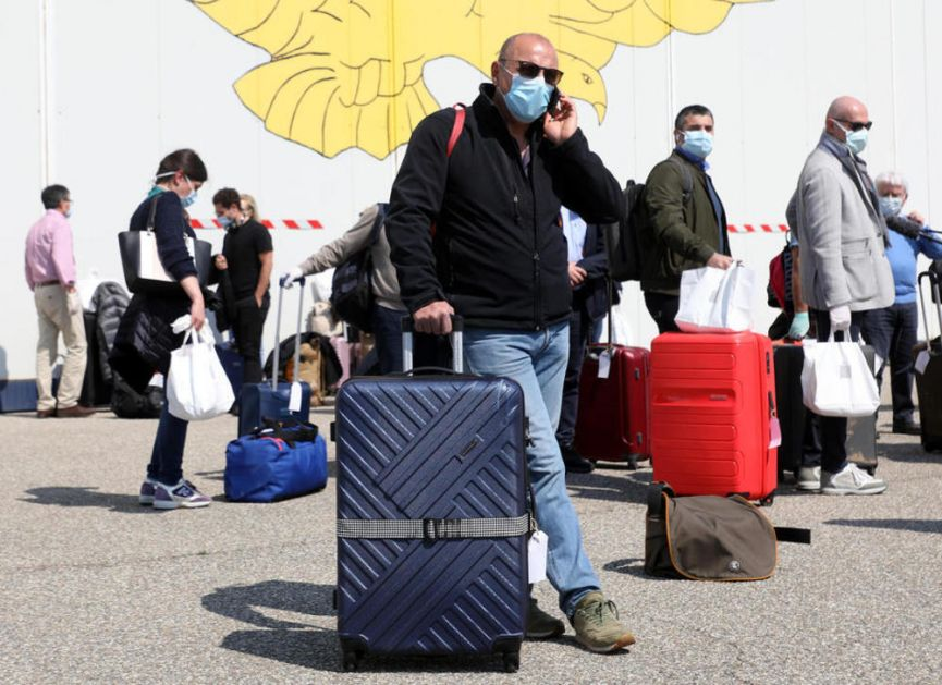NOVI UDAR KORONE U ITALIJI: Mediji tvrde da je nulti pacijent u Vićencu stigao iz Srbije! (VIDEO)