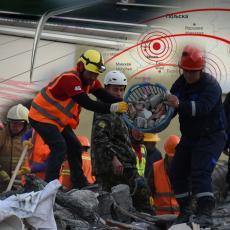 NOVI ZEMLJOTRES POGODIO ALBANIJU! Potres jačine 4,2 stepena, opšta PANIKA NA ULICAMA!