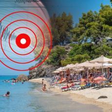 NOVI ZEMLJOTRES U GRČKOJ: Epicentar nedaleko od poznatog ostrva