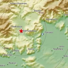 NOVI ZEMLJOTRESI NA BALKANU: Nakon podrhtavanja tla u Jadranskom moru, serija potresa u Grčkoj i Bugarskoj