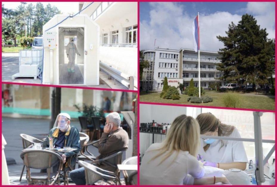 NOVIH 68 ZARAŽENIH, TESTIRANO 4.415: Još 1 žrtva korone u Srbiji