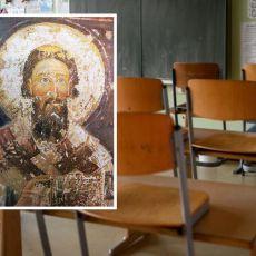 NOVO LUDILO U REŽIJI CRNE GORE! Udarili na Svetog Savu, skandalozna odluka prosvetne inspekcije u Kotoru!