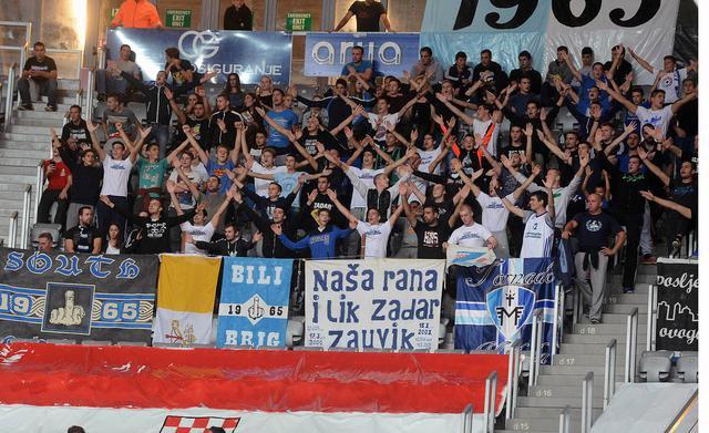NOVO pojačanje za Zadar, sve su jači!