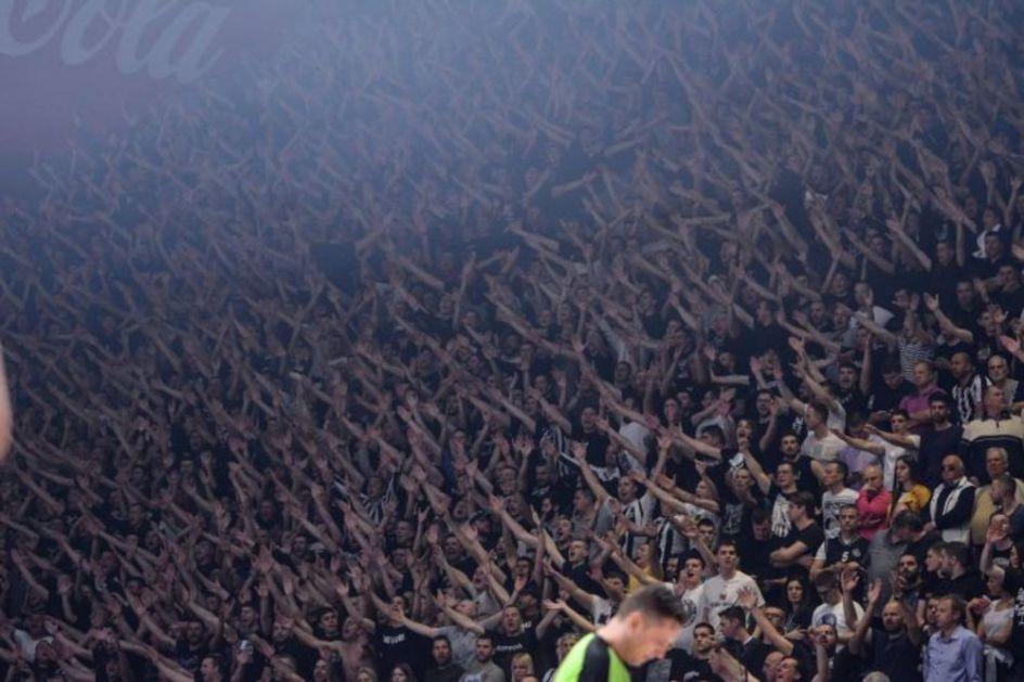 NOVOPAZARCI PRETRPELI UVREDE NA NACIONALNOJ OSNOVI: KK Partizan novčano kažnjen zbog uvredljivog skandiranja navijača