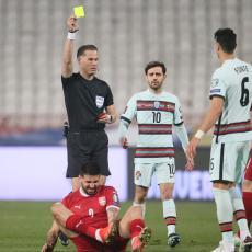 NOŽ U LEĐA PRIJATELJU: Holanđanin koji je PREVIDEO Ronaldov gol u Beogradu doneo ŠOKANTNU odluku!