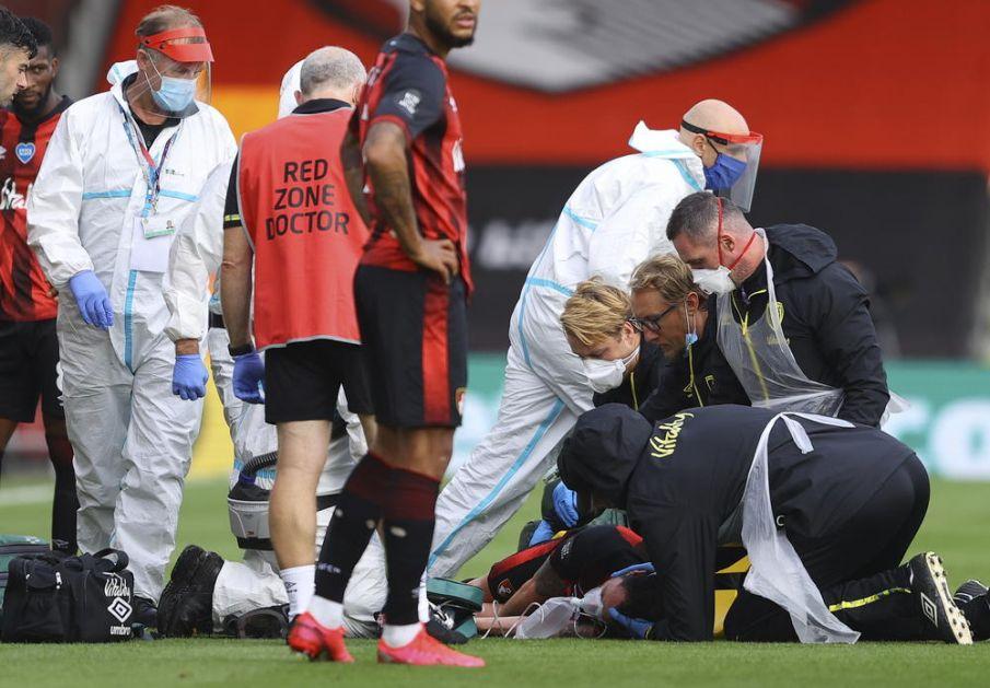 NULA TOTENHEMA I TREŠNJICA: Meč obeležila teška povreda igrača Bormuta! VIDEO