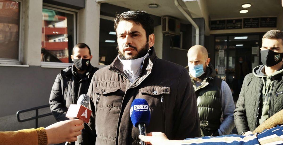 NUNS – Odloženo suđenje u slučaju otimanja telefona novinaru Salahudinu Fetiću u oktobru 2018. godine