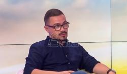 NUNS: Opasno je crtanje mete novinaru NewsMax Adria Željku Veljkoviću