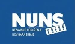 NUNS pozvao ministra Šarčevića da se izvini novinarima