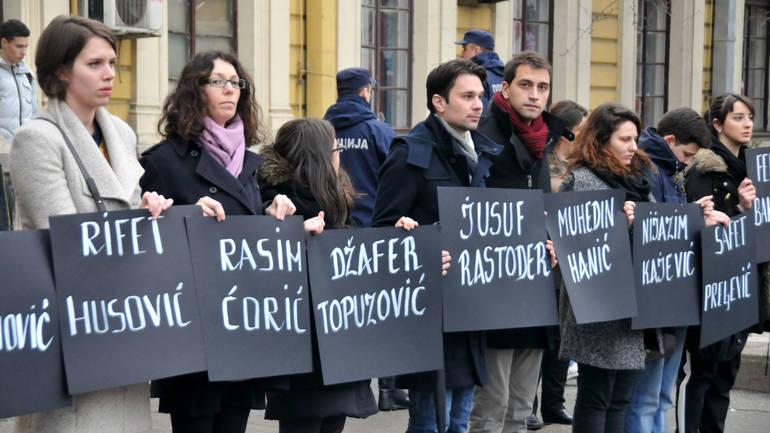 NVO: Pamtimo zločin u Štrpcima, tražimo pravdu za žrtve