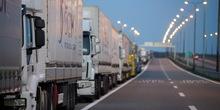 Na Batrovcima kamioni čekaju oko tri sata