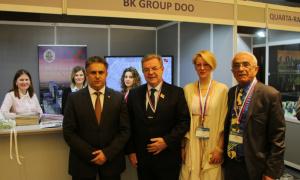 Na Expo Rusija Srbija 2018. predstavila se i BK Grupa