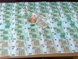 Na Gradini zaplenjeno 40.000 evra