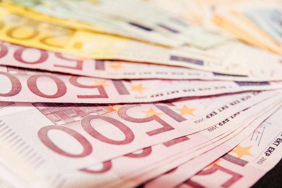 Na Gradini zaplenjeno skoro 63.000 evra