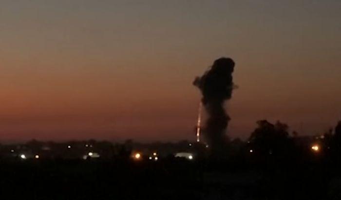 Na Izrael iz pojasa Gaze ispaljeno više od 30 raketa