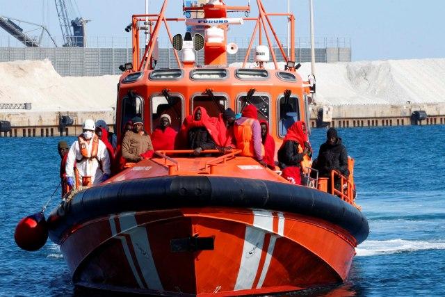 Na Kipar se iskrcao 131 migrant