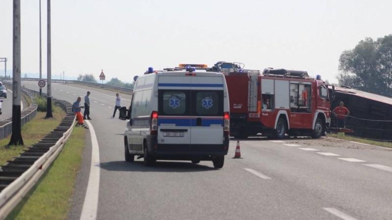 Na Kosovu 26. jula dan žalosti zbog  saobraćajne nesreće u Hrvatskoj