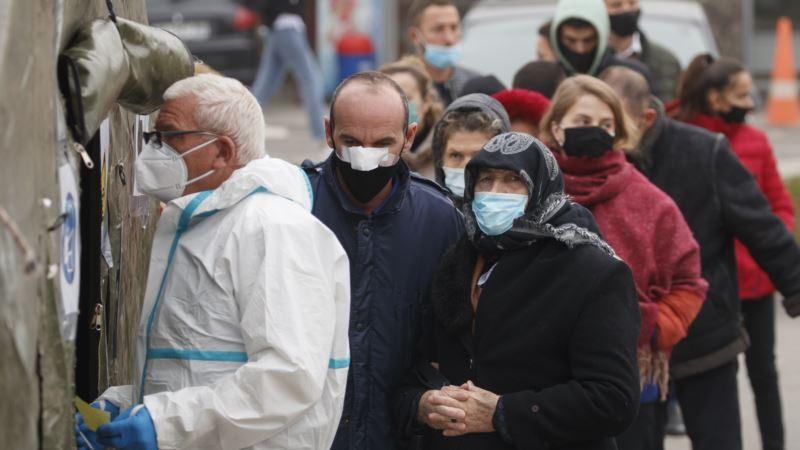 Na Kosovu 320 novoinficiranih i 6 smrtnih slučajeva
