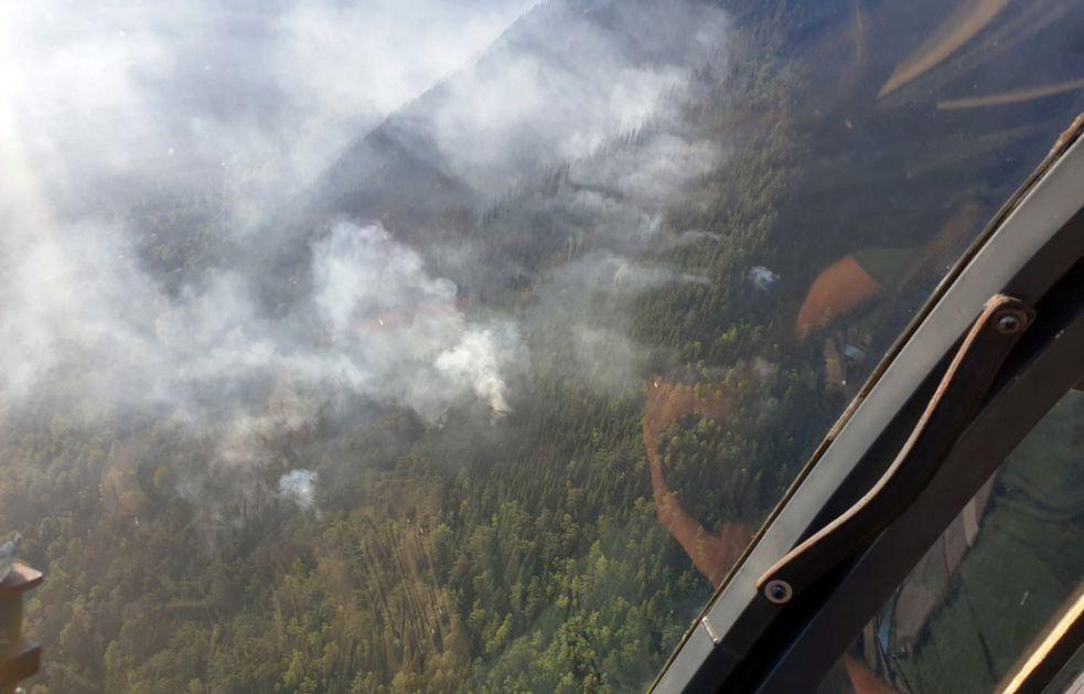 Na Kosovu i Metohiji gorelo 50 požara, aktivna još četiri