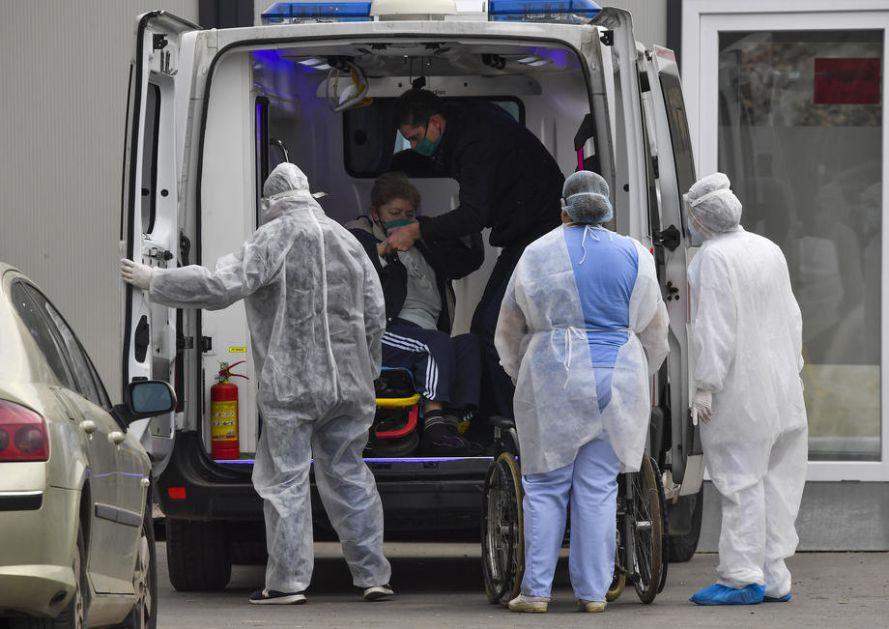Na Kosovu i Metohiji još 25 novih slučajeva, preminula jedna osoba