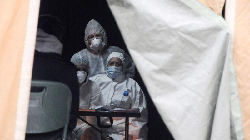Na Kosovu rekordan broj zaraženih korona virusom