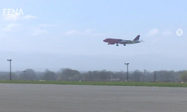 Na Međunarodnom aerodromu Tuzla smanjen broj putnika za 61 odsto