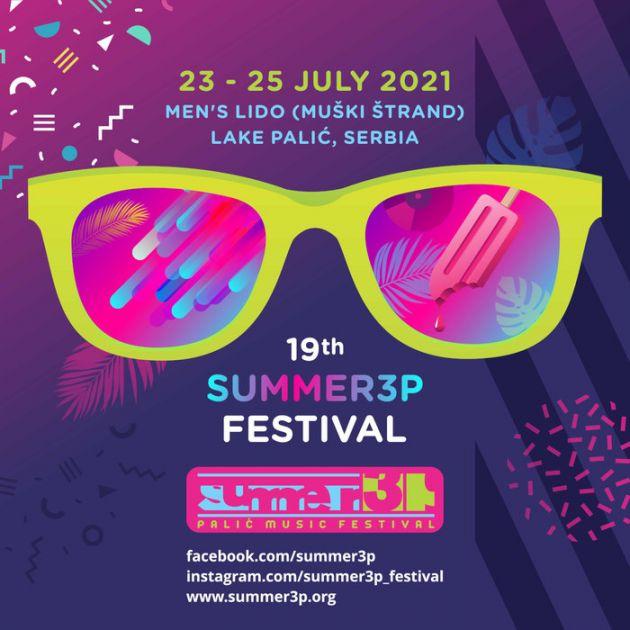 Na Paliću ovoga vikenda festival Summer3p