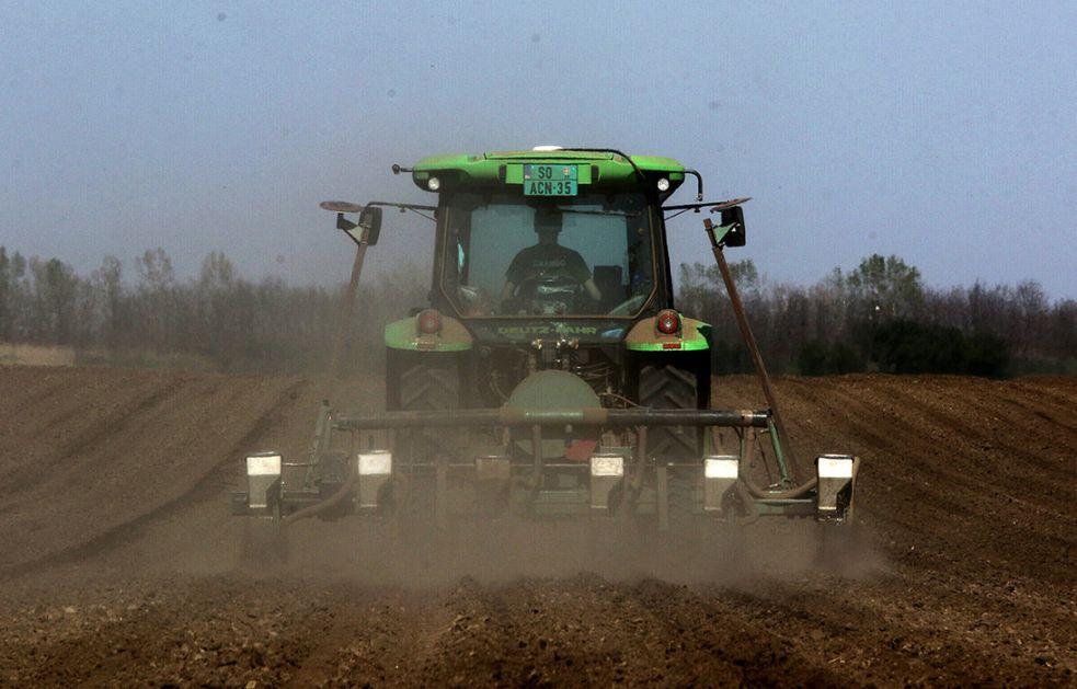 Na berzi cena soje najviša ikada - kukuruz visoko kao 2012. godine