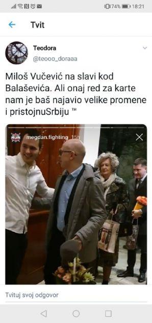 "Na bini ""Dno, dna"", a na slavi pogača i žito za gradonačelnika Novog Sada"