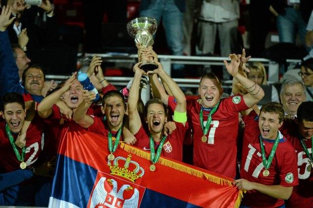 Na današnji dan: Srbija je prvak Evrope! VIDEO