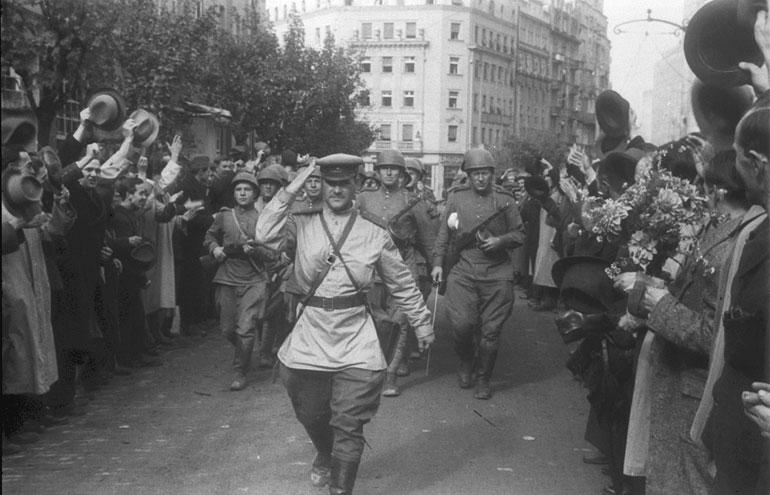 Na današnji dan pre 75 godina oslobođen Beograd od nacista