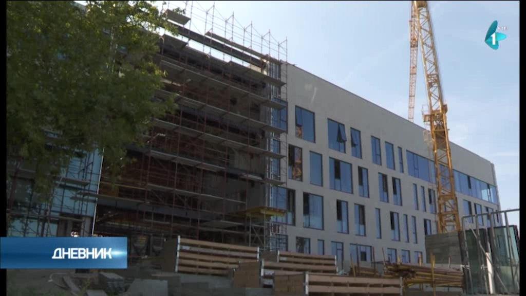 Na gradilištu novog doma RTV-a kao u košnici