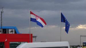 Na granici Slovenije sa Hrvatskom od ponedeljka i policajci iz Estonije, Litvanije i Poljske