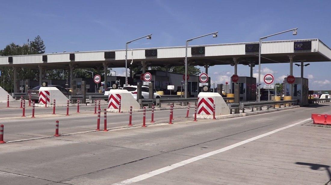 Umeren saobraćaj, čekanja na graničnim prelazima