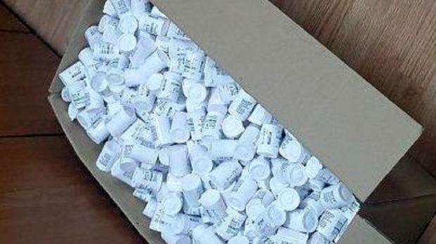 NA GRANICI SA HRVATSKOM! Srbijanski carinici otkrili 360.000 psihoaktivnih tableta