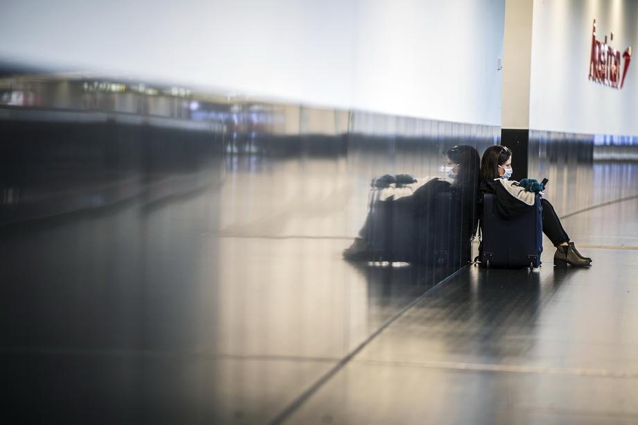 Na hrvatskim aerodromima 82,4% manje putnika nego lani