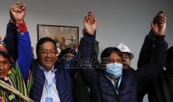 Na izborima u Boliviji pobedio Luis Arse, kandidat Moralesove levičarske stranke