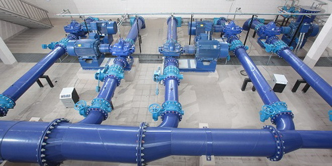 Na izvorištu Borkovac u Rumi izgrađen novi rezervoar za vodu