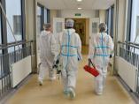 Na jugu u kovid bolnicama preminulo 9 osoba, 24 ukupno u Srbiji